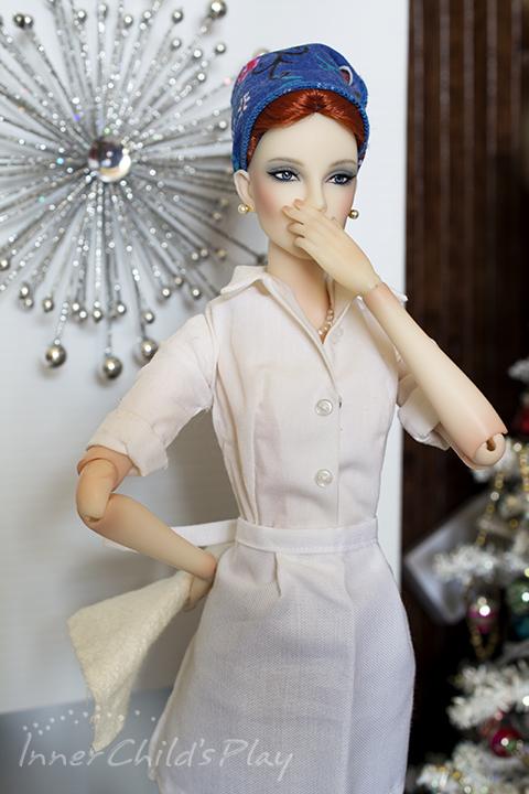 JAMIEshow Cleaning Lady